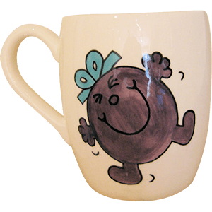 Little Miss Barrel Mug