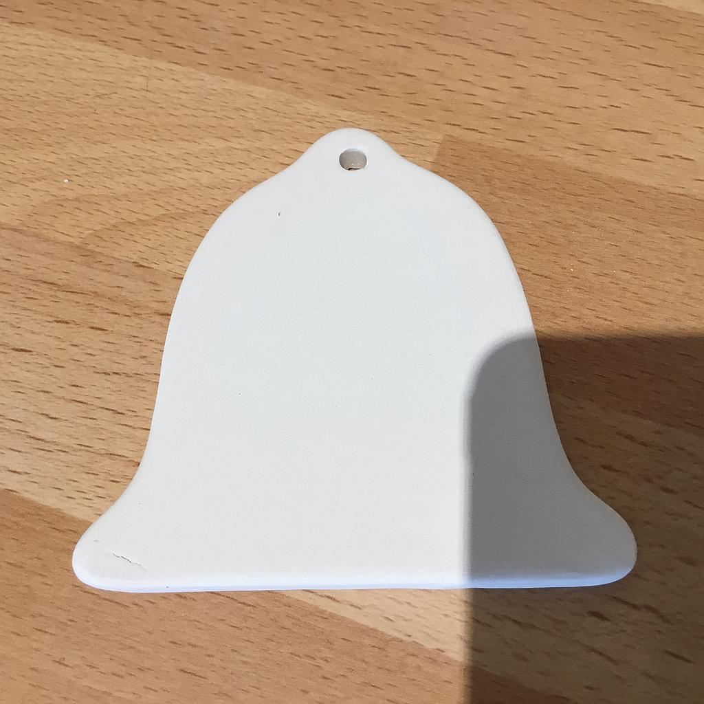 Bell - large hanging shape