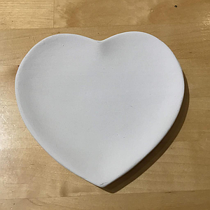 Heart Dish (Small Heart Plate)
