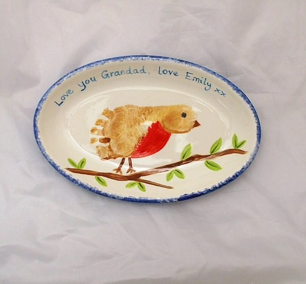 Small Oval Dish (20cm)